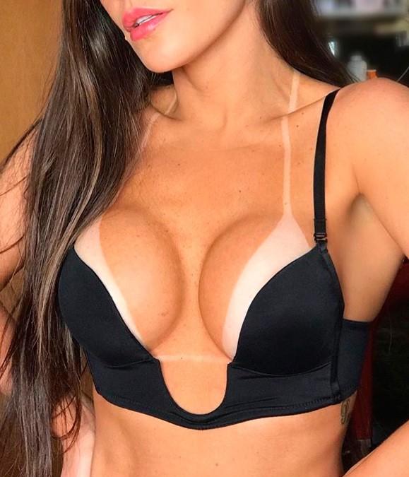 1a93bd903 Sutiã Decote Bra - Original - Aumenta 2 tamanhos    lingerie.com.br
