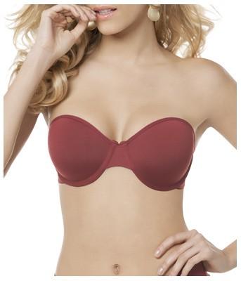 5ffcf9cf1 Sutiã Tomara-Que-Caia DelRio Corpo Perfeito (47457)    lingerie.com.br
