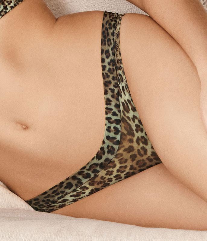 4563322f6 Fio Dental DeMillus Oncinha (51181)    lingerie.com.br