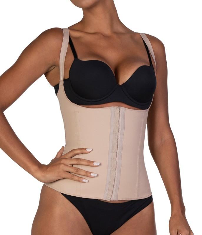 41917f852 modeladores cintas modeladoras corselete cinta modeladora com alcas esbelt  431 100 algodao