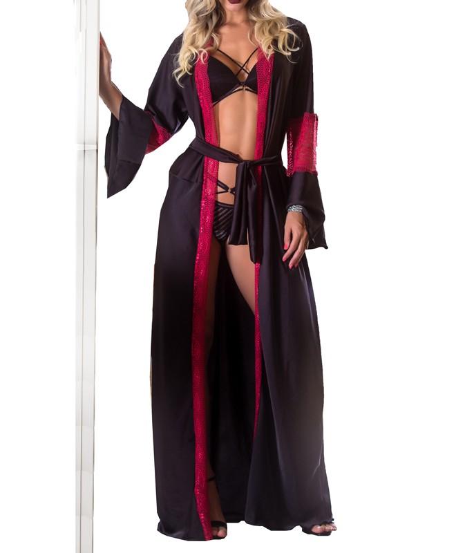 a771e0727 Robes e Roupões. Voltar Robe Longo Garota Veneno (2016)