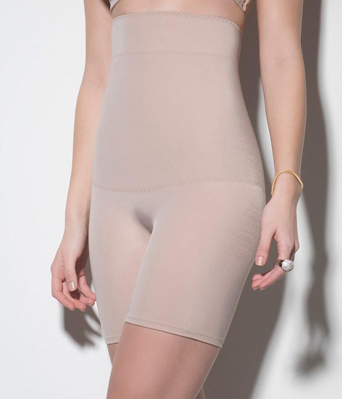 f3bdb9eaa Cinta com Perna Ghana Lucitex Shapewear (2218)    lingerie.com.br