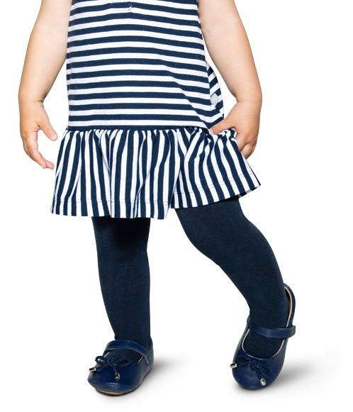 851453d2c Meia-Calça Lobinha Lupo Baby (13502-001) Algodão    lingerie.com.br