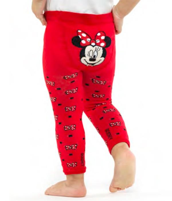 2fa7e4d28 Voltar Meia-Calça Legging Disney Minnie Mouse Lupo (13520-002) Algodão