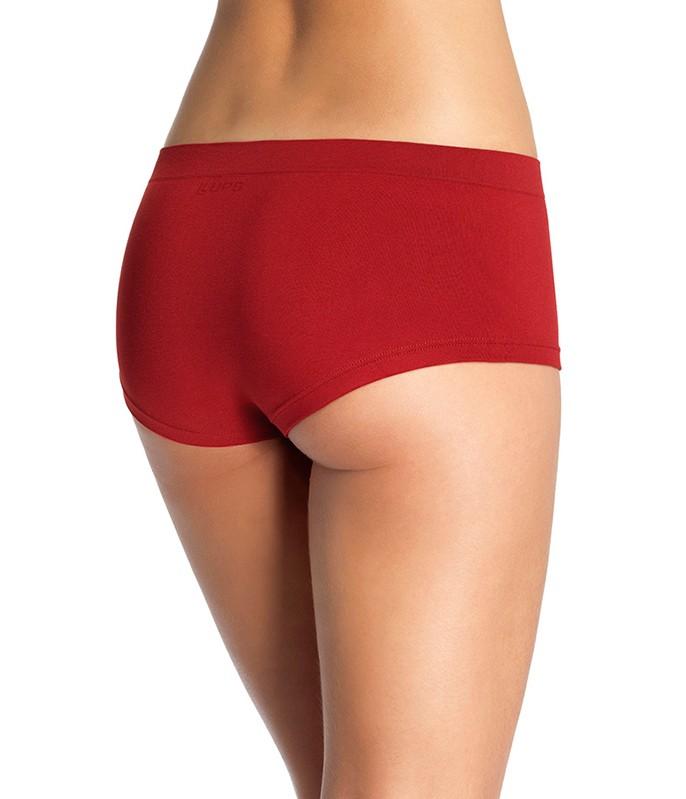 Calcinha Sunga Loba Lupo (40450-001) sem Costura    lingerie.com.br cf43371be02