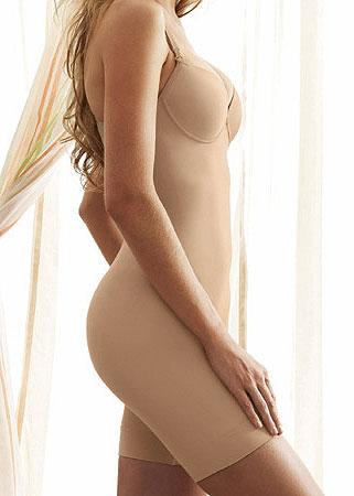 8201b66d6 Body Modelador com Compressão Loba Lupo (47100-001)    lingerie.com.br