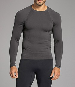 T-Shirt Térmica Lupo (70045-001) Run Masculina Advanced High Compression 037a04d90903b
