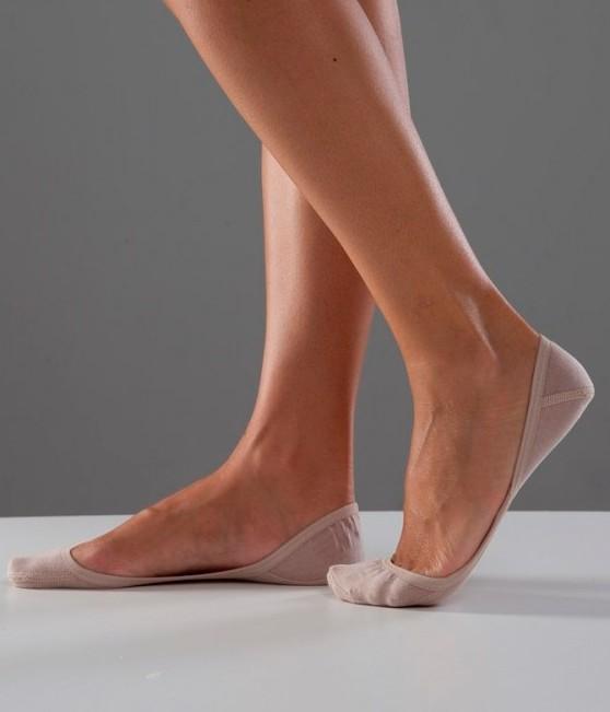 1581b6a9a meias sapatilha invisivel kit 3 meias sapatilha invisivel onfit mini g25 3  brancas