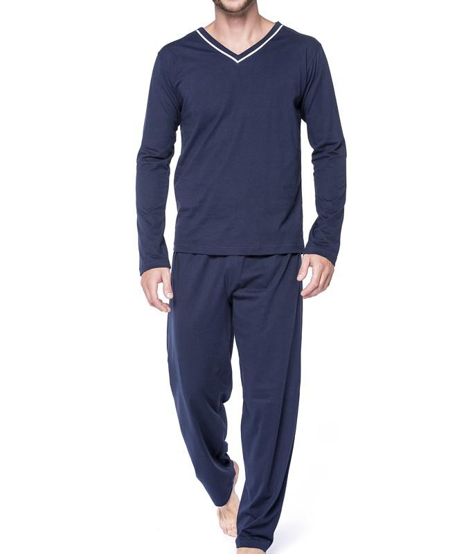 7cca31738b992e Pijama Masculino Longo   Inverno :: lingerie.com.br