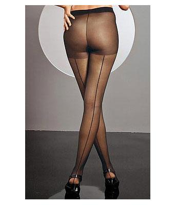 03d49fea3 Meia-Calça Risca atrás Trifil (W06065 6065) Fio 15    lingerie.com.br