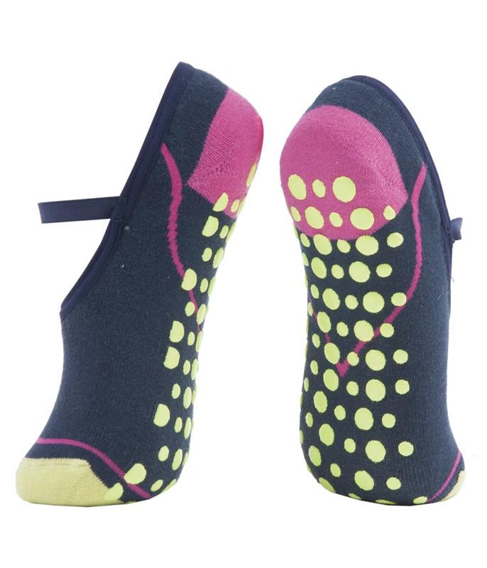 799f48661b meias meia antiderrapante meia sapatilha antiderrapante trifil t06214 6214  pilates