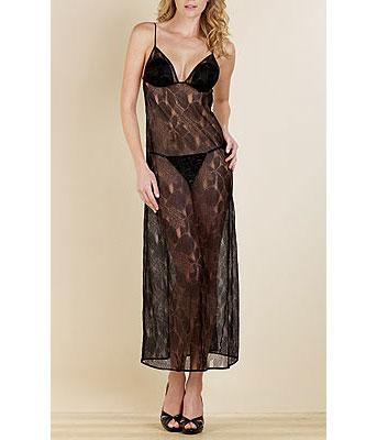 a471a4e8e Camisola longa coleção Passion    lingerie.com.br